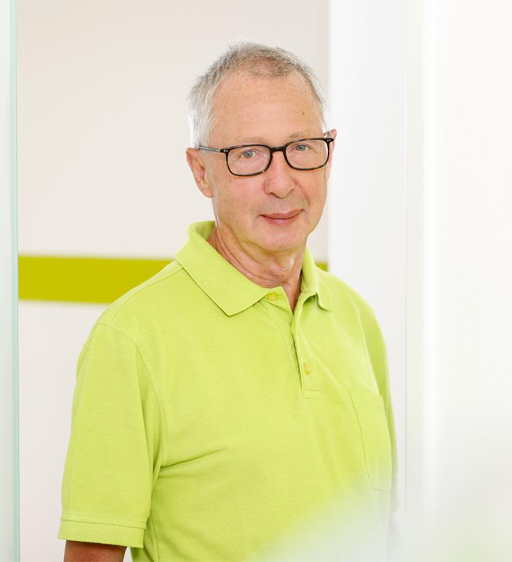 Dr. med. dent. Klaus Diete